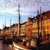 15876-6 - Nyhavn Harbor, Copenhagen, Denmark