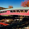 8373-2 - Covered Bridge, Jackson, NH